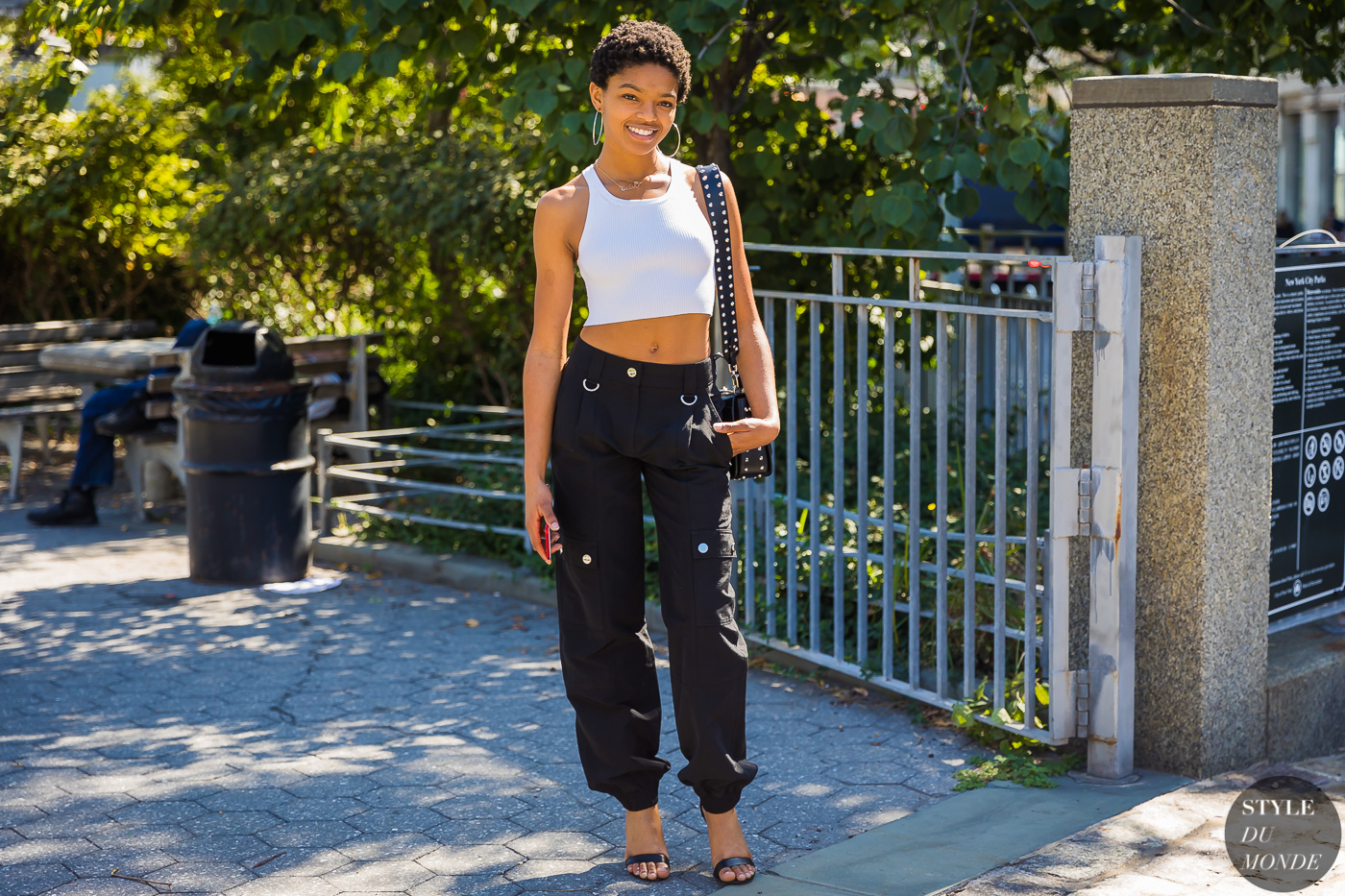 Selah Marley by STYLEDUMONDE Street Style Fashion Photography