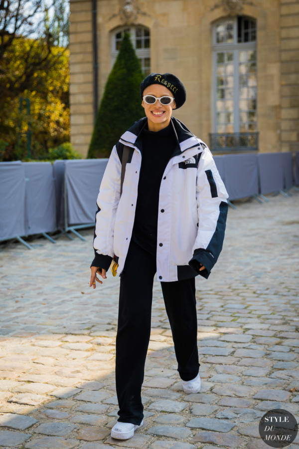 Adwoa Aboah by STYLEDUMONDE Street Style Fashion Photography_48A4602