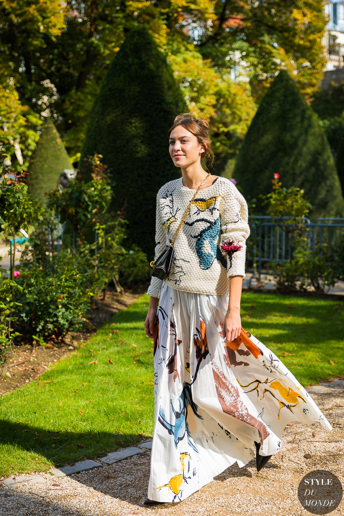 Alexa Chung by STYLEDUMONDE Street Style Fashion Photography_48A3311