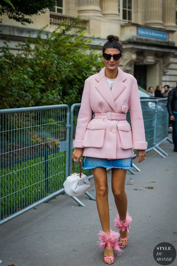 Giovanna Battaglia by STYLEDUMONDE Street Style Fashion Photography_48A0169