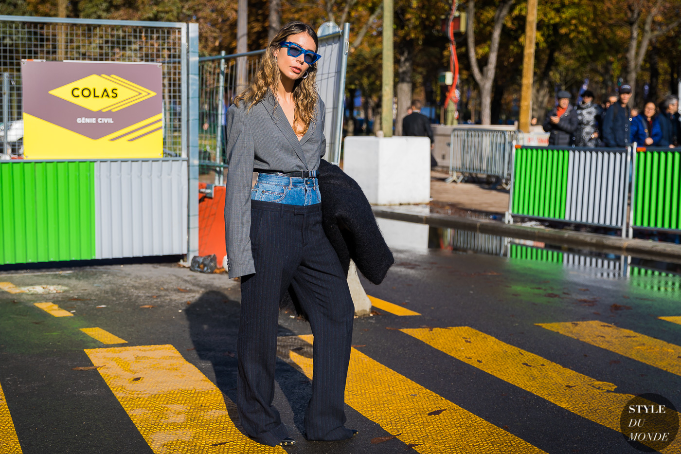 Irina Lakicevic by STYLEDUMONDE Street Style Fashion Photography_48A2463