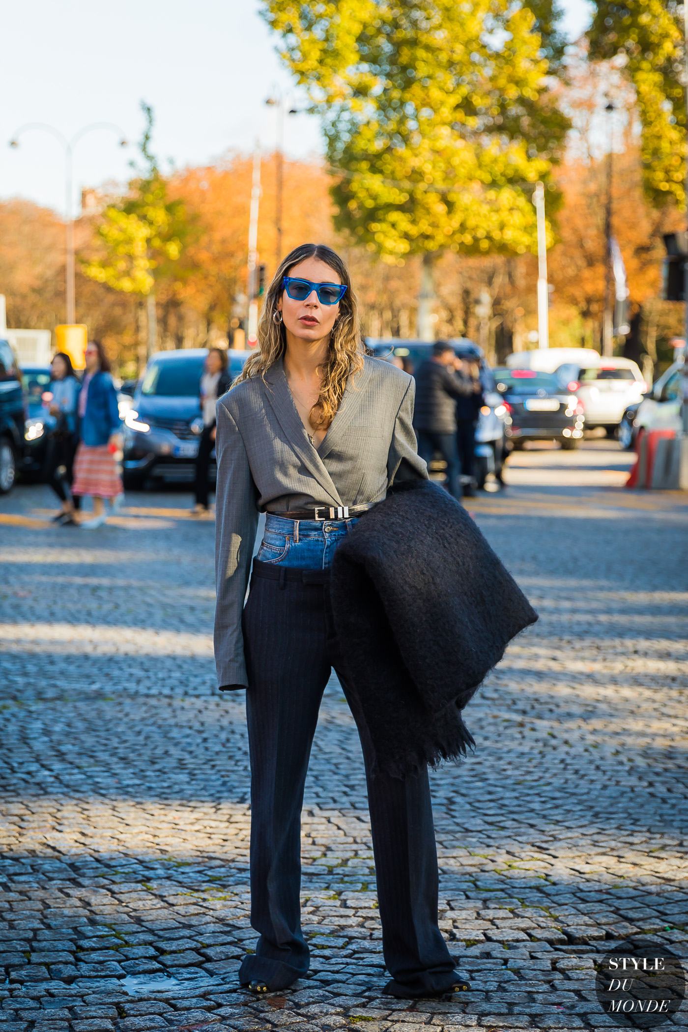 Irina Lakicevic by STYLEDUMONDE Street Style Fashion Photography_48A2482