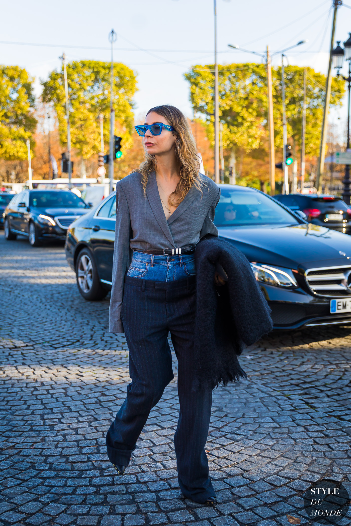Irina Lakicevic by STYLEDUMONDE Street Style Fashion Photography_48A2572