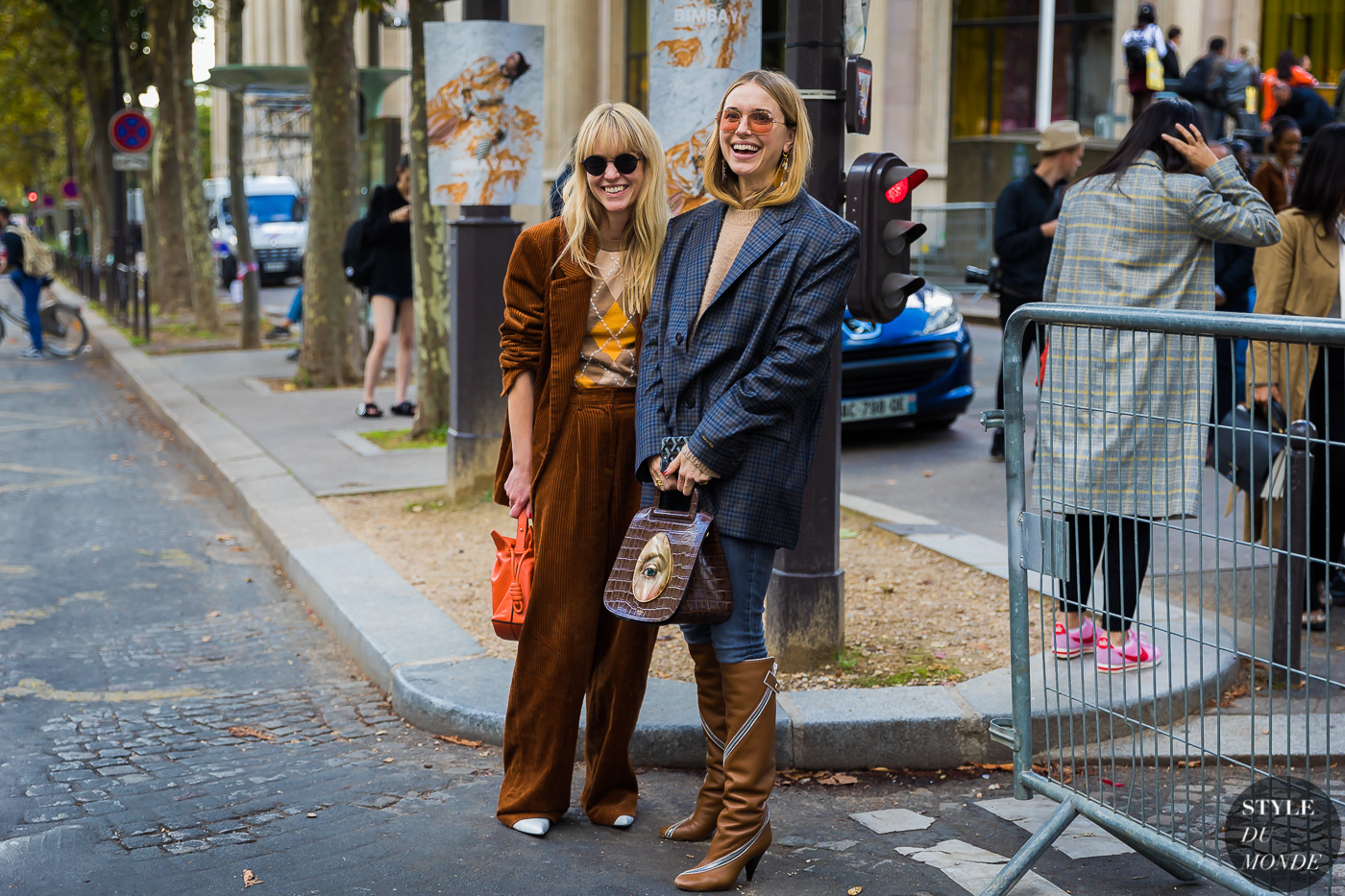 Jeanette Friis Madsen and Pernille Teisbaek by STYLEDUMONDE Street Style Fashion Photography_48A4903