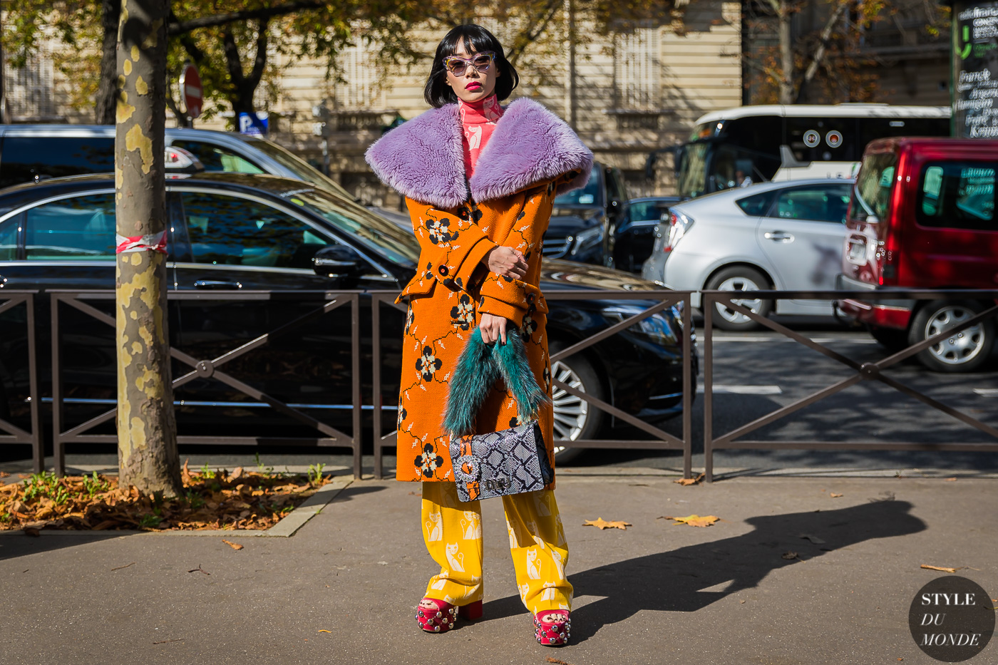 Mademoiselle Yulia by STYLEDUMONDE Street Style Fashion Photography_48A4669