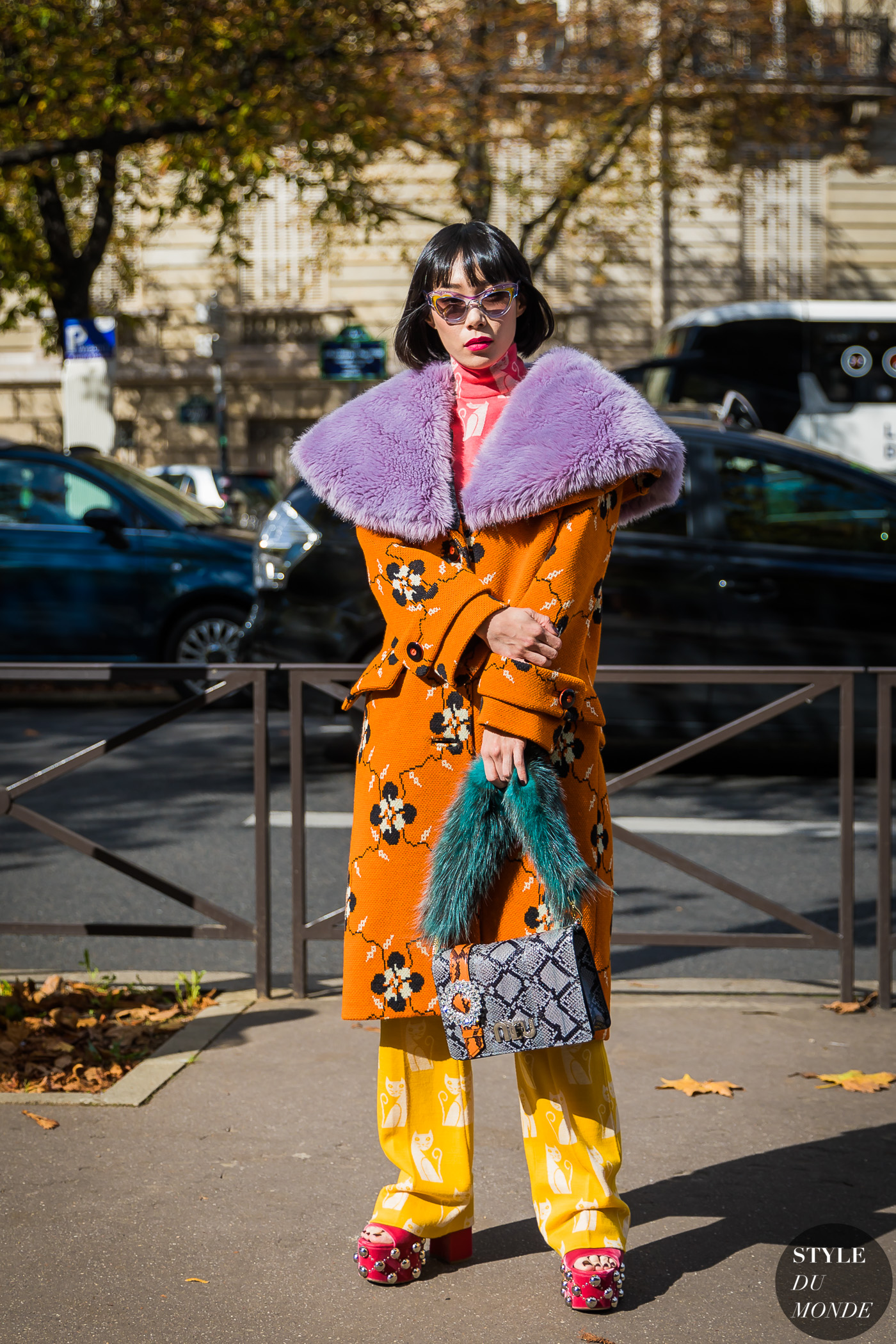 Mademoiselle Yulia by STYLEDUMONDE Street Style Fashion Photography_48A4681