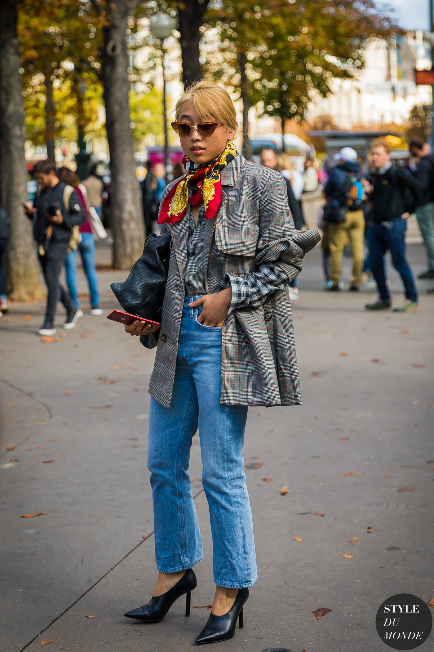 Margaret Zhang by STYLEDUMONDE Street Style Fashion Photography_48A4908