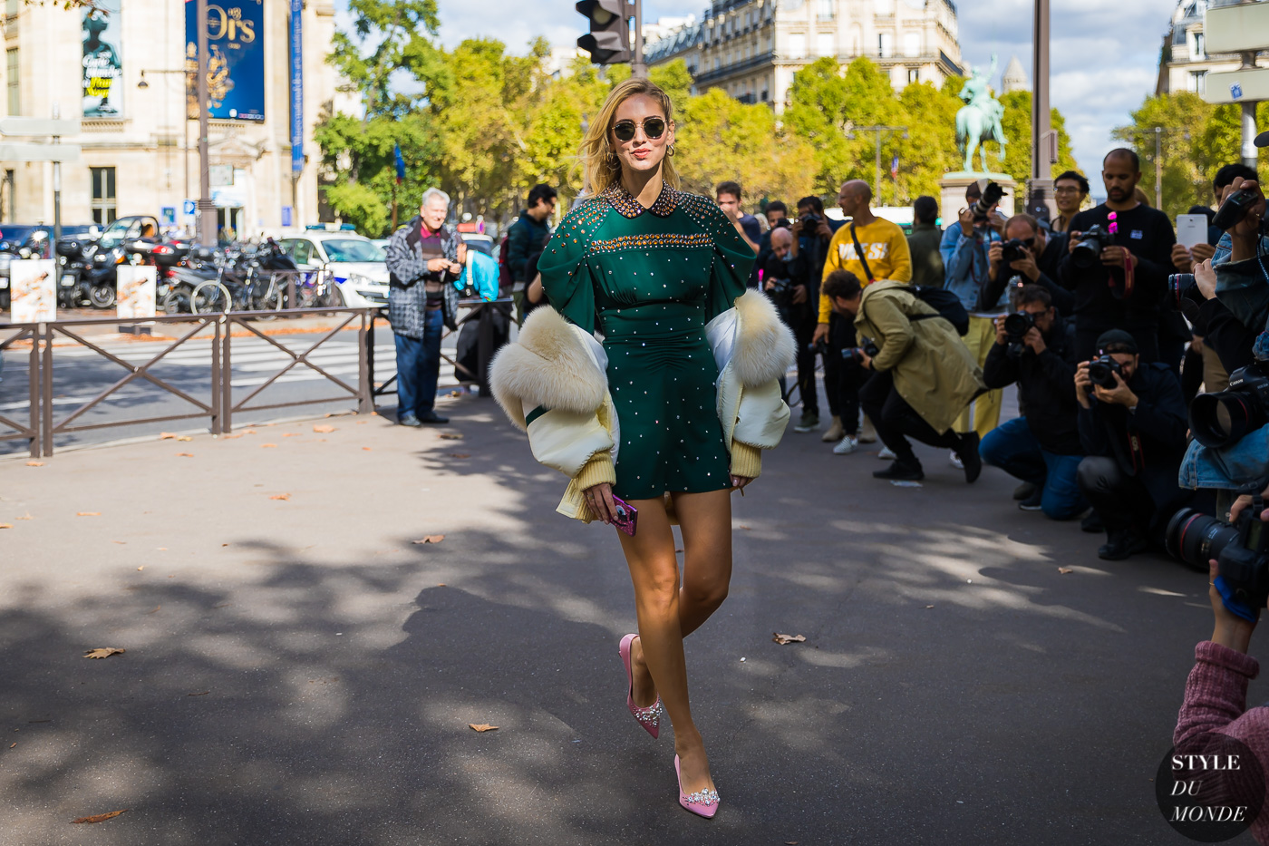 Chiara Ferragni by STYLEDUMONDE Street Style Fashion Photography_48A4337
