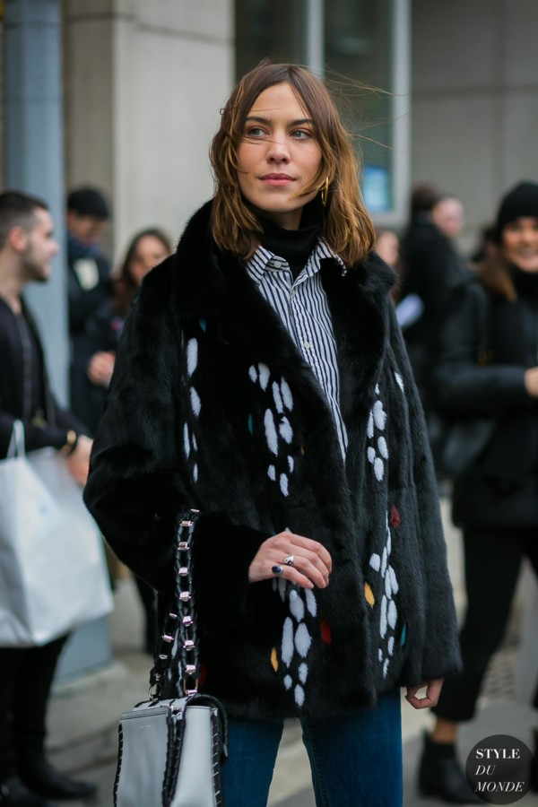 Alexa Chung by STYLEDUMONDE Street Style Fashion Photography0E2A6242