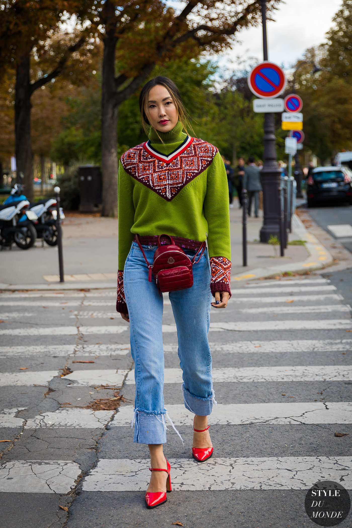 Chriselle Lim by STYLEDUMONDE Street Style Fashion Photography_48A3684