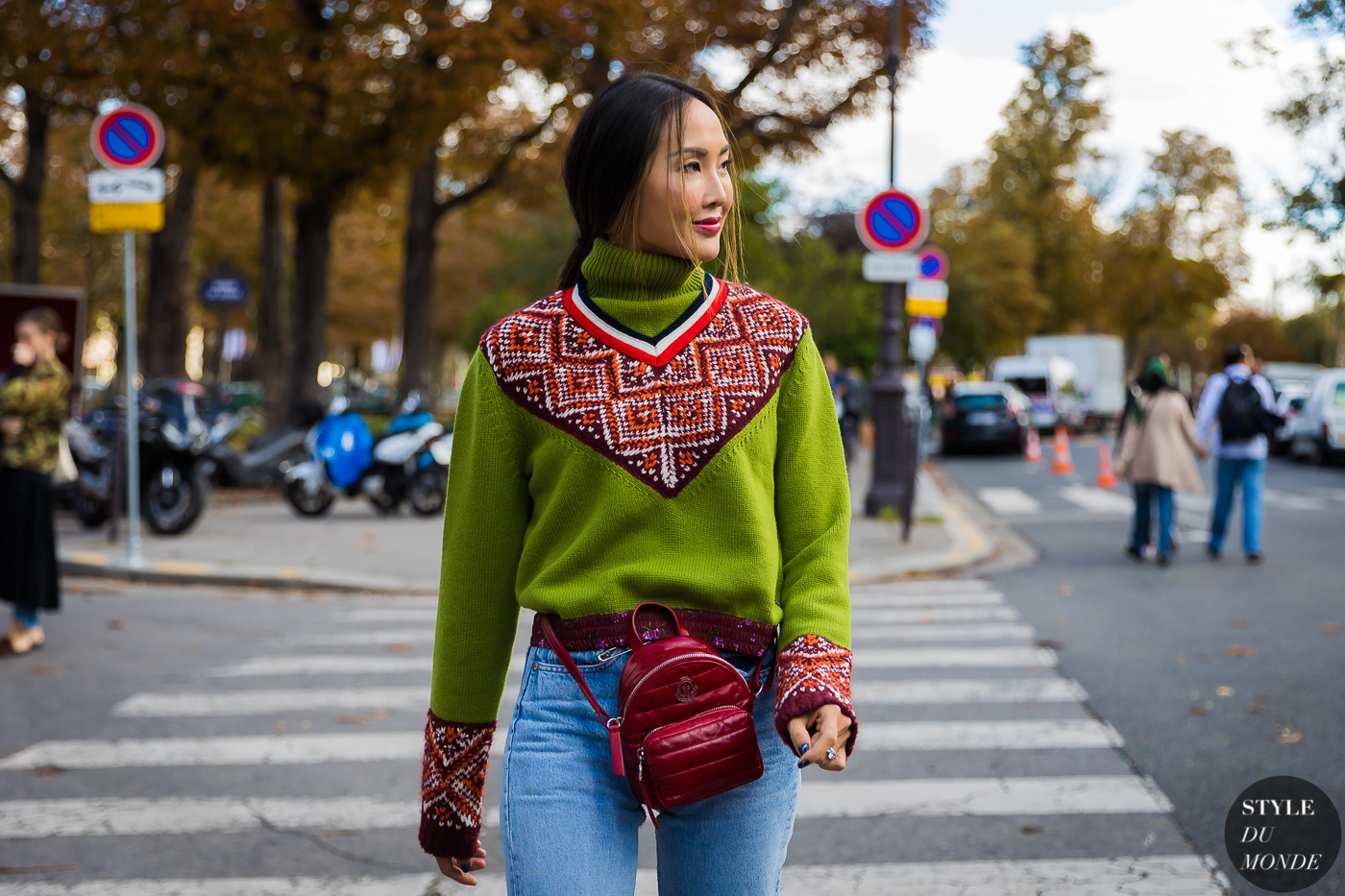 Chriselle Lim by STYLEDUMONDE Street Style Fashion Photography_48A3692