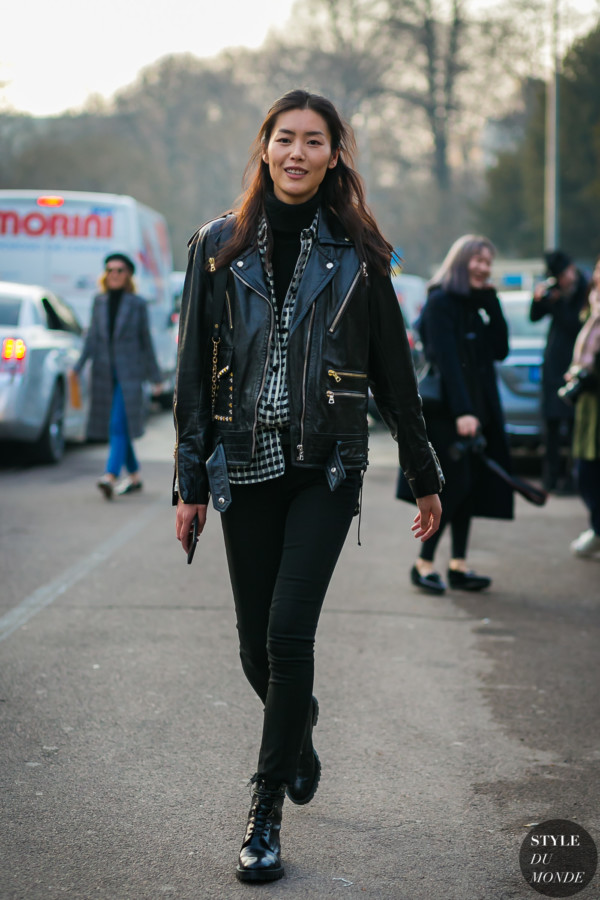 Liu Wen by STYLEDUMONDE Street Style Fashion Photography0E2A0052