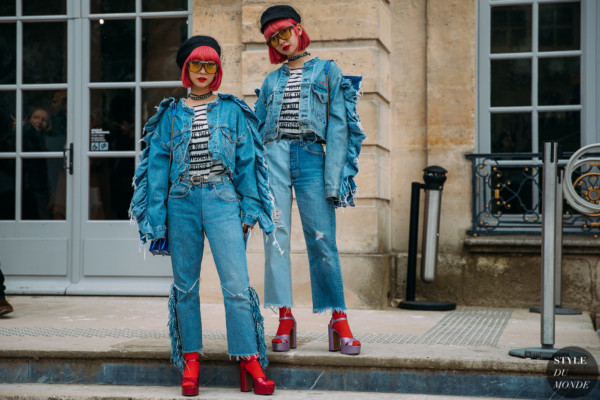 Ami and Aya by STYLEDUMONDE Street Style Fashion Photography FW18 20180227_48A5128