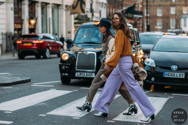 Anna Rosa Vitiello and Florrie Thomas by STYLEDUMONDE Street Style Fashion Photography NY FW18 20180216_48A8655