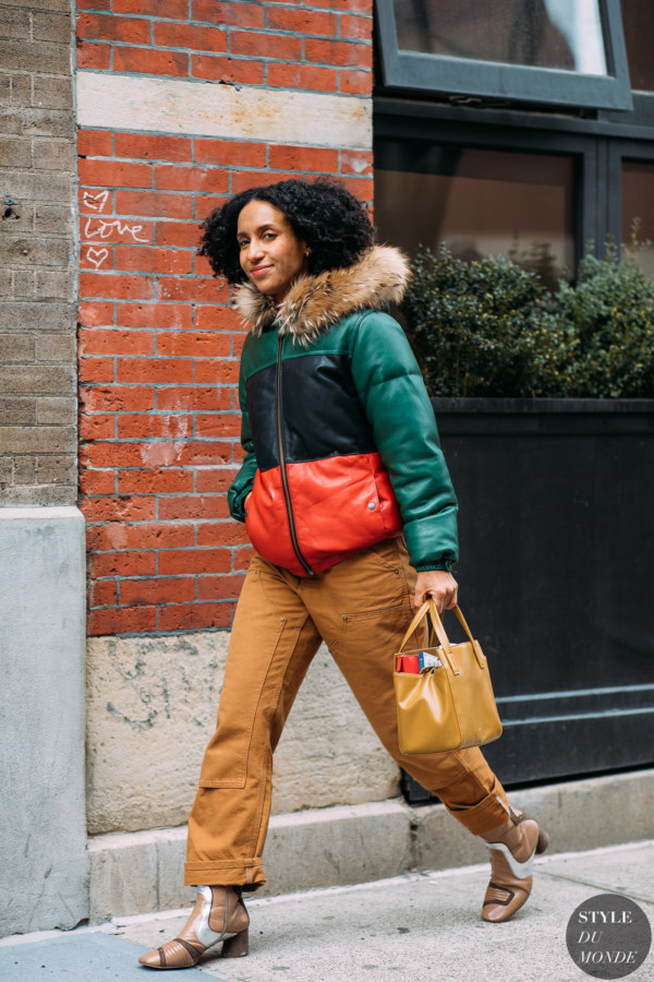 Chioma Nnadi by STYLEDUMONDE Street Style Fashion Photography NY FW18 20180212_48A8184