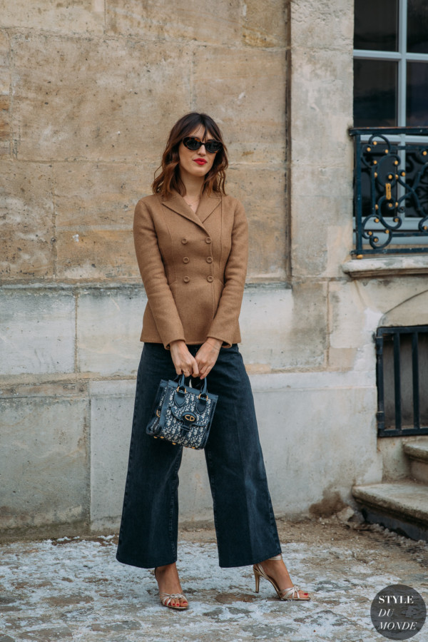 Jeanne Damas by STYLEDUMONDE Street Style Fashion Photography FW18 20180227_48A5053