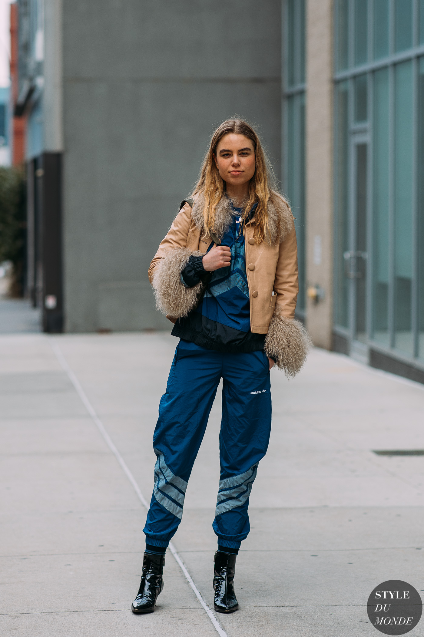 Laura-Maria Wulff by STYLEDUMONDE Street Style Fashion Photography NY FW18 20180210_48A4504