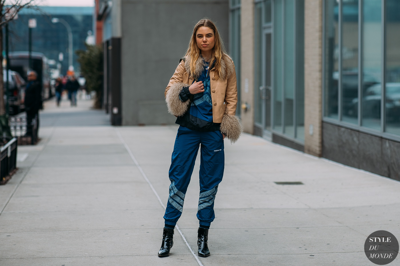 Laura-Maria Wulff by STYLEDUMONDE Street Style Fashion Photography NY FW18 20180210_48A4507