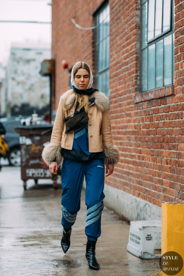 Laura-Maria Wulff by STYLEDUMONDE Street Style Fashion Photography NY FW18 20180210_48A5857