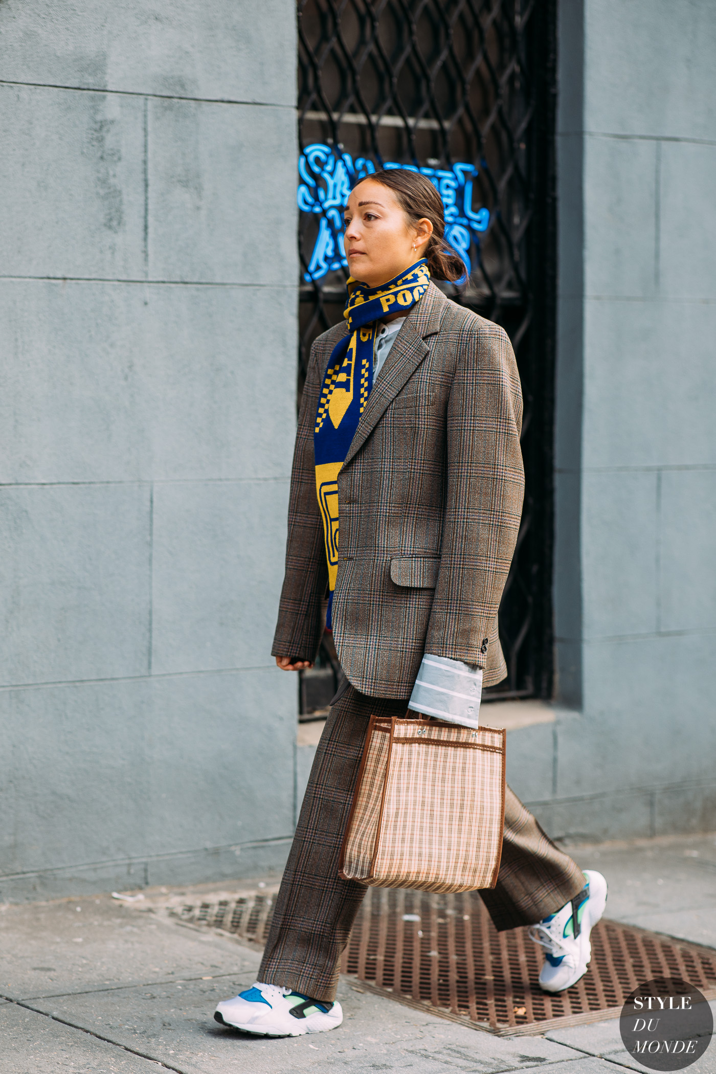 Rachael Wang by STYLEDUMONDE Street Style Fashion Photography NY FW18 20180209_48A2411