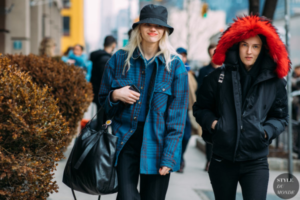 Stella Lucia and Harleth Kuusik by STYLEDUMONDE Street Style Fashion Photography NY FW18 20180210_48A4874