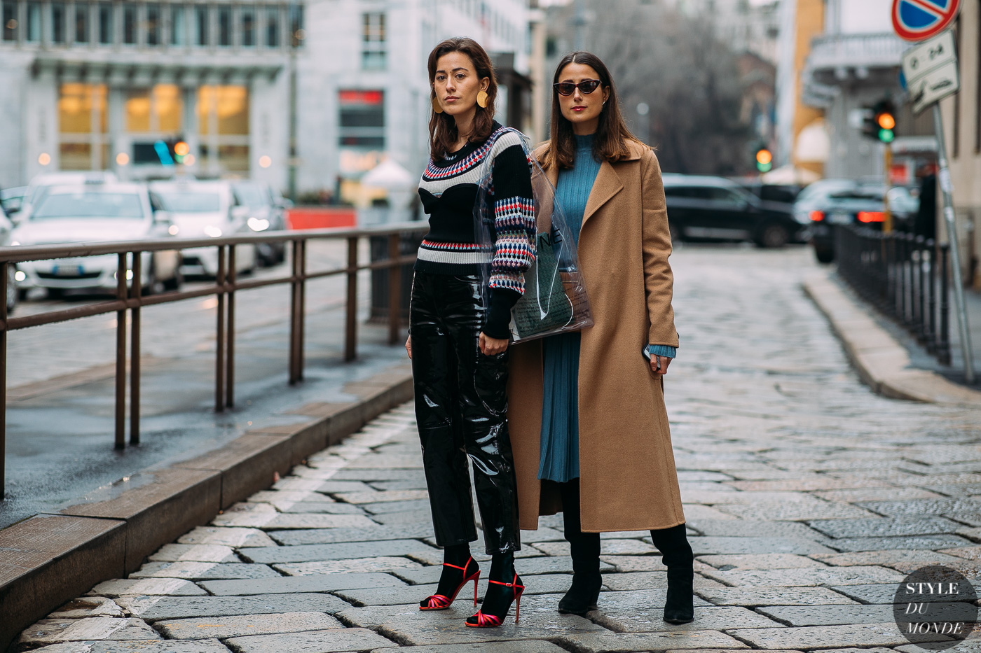 Sylvia and Julia Haghjoo by STYLEDUMONDE Street Style Fashion Photography FW18 20180223_48A6826
