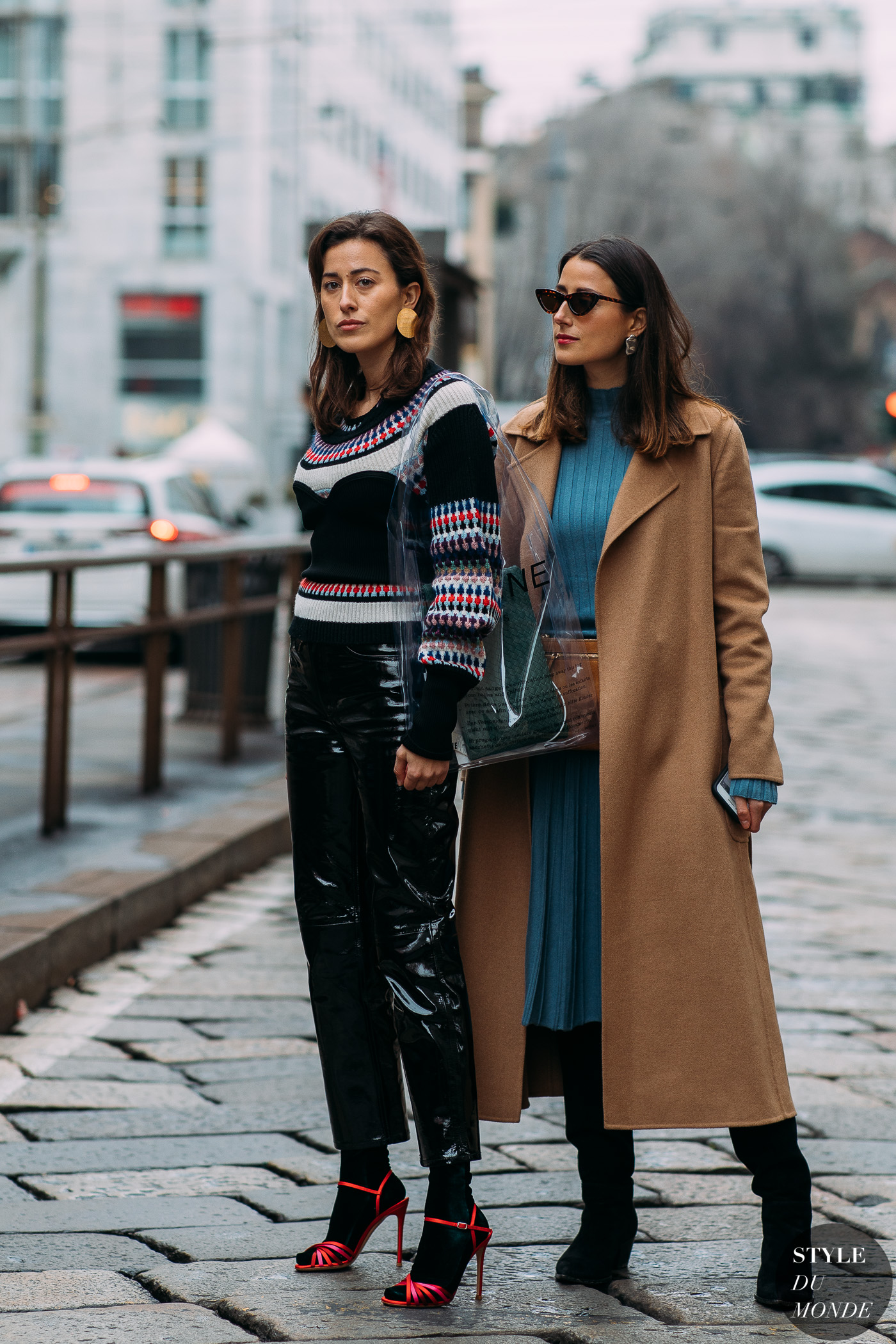 Sylvia and Julia Haghjoo by STYLEDUMONDE Street Style Fashion Photography FW18 20180223_48A6842