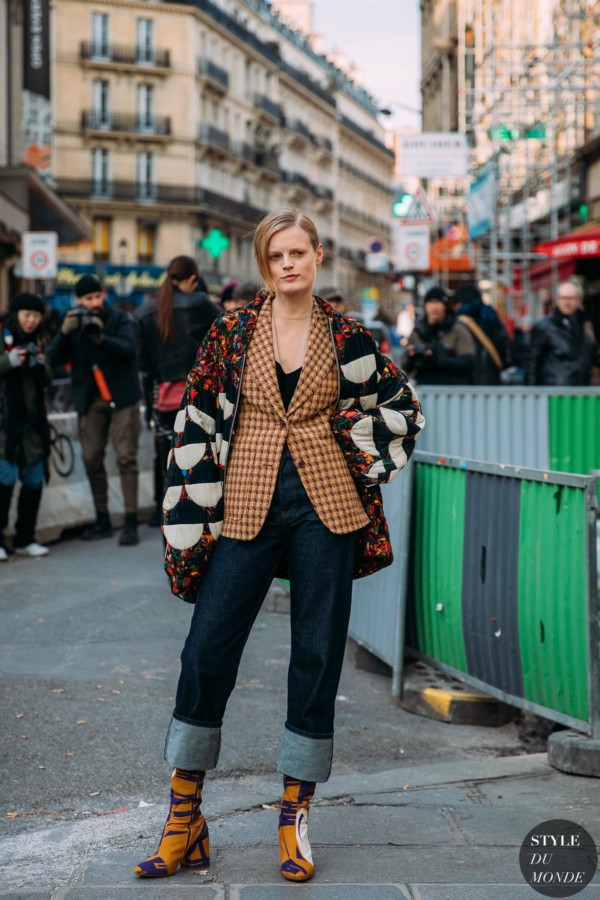 Hanne Gaby Odiele by STYLEDUMONDE Street Style Fashion Photography FW18 20180228_48A9036