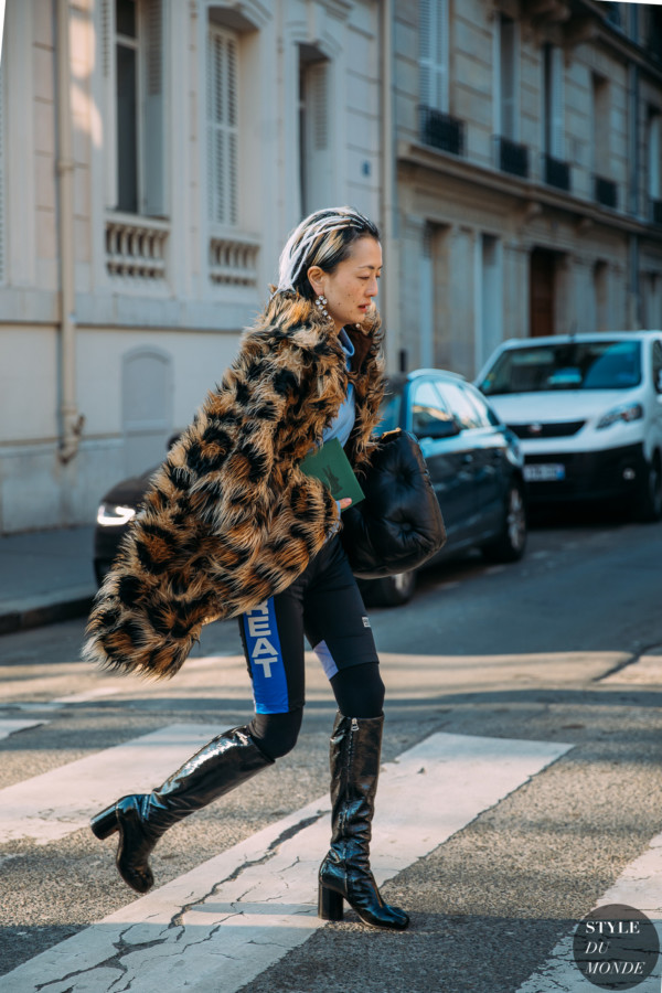 Itoi Kuriyama by STYLEDUMONDE Street Style Fashion Photography FW18 20180228_48A6337