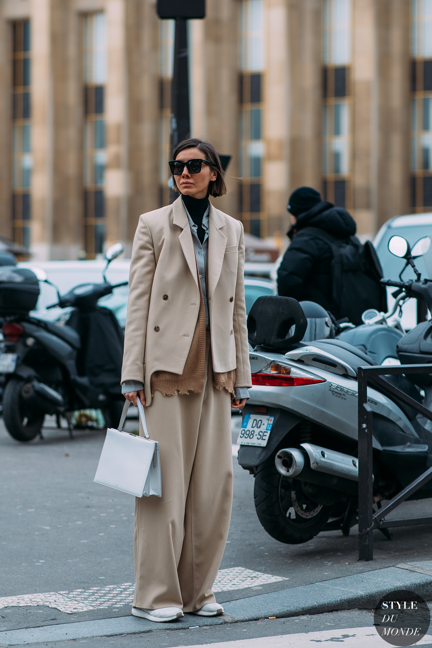 Julie Pelipas by STYLEDUMONDE Street Style Fashion Photography FW18 20180303_48A9633