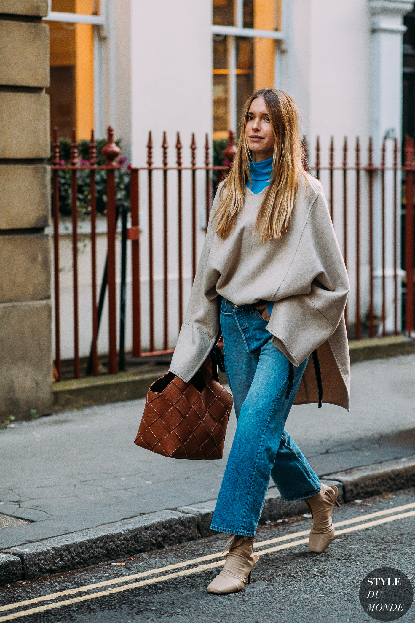 Pernille Teisbaek after Mulberry