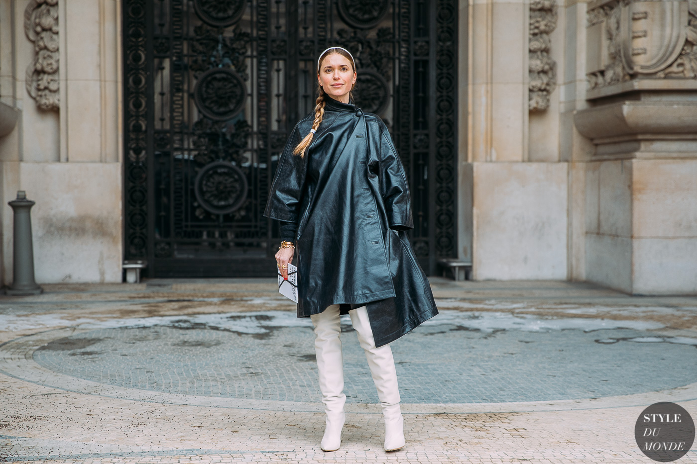 Pernille Teisbaek by STYLEDUMONDE Street Style Fashion Photography FW18 20180301_48A2198