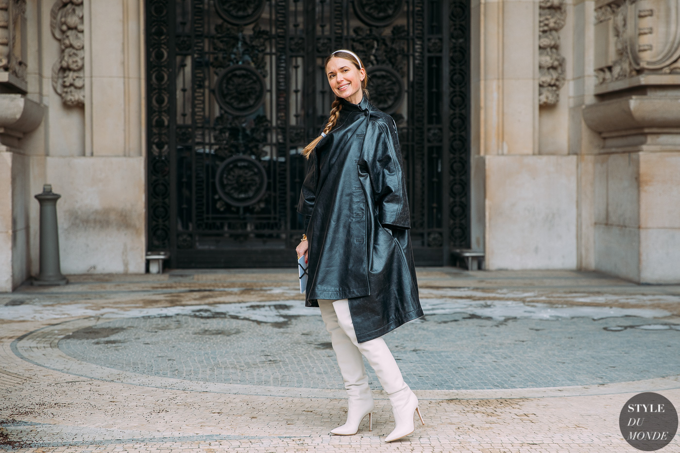 Pernille Teisbaek by STYLEDUMONDE Street Style Fashion Photography FW18 20180301_48A2203