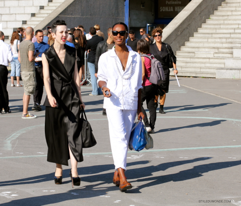 Fall 2013 Haute Couture: Shala Monroque - STYLE DU MONDE