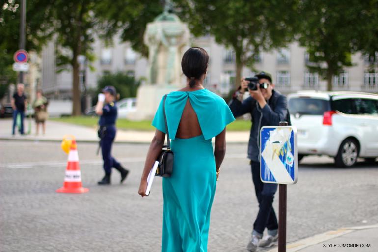 Paris Fashion Week Street Style Breaks All the Rules, So