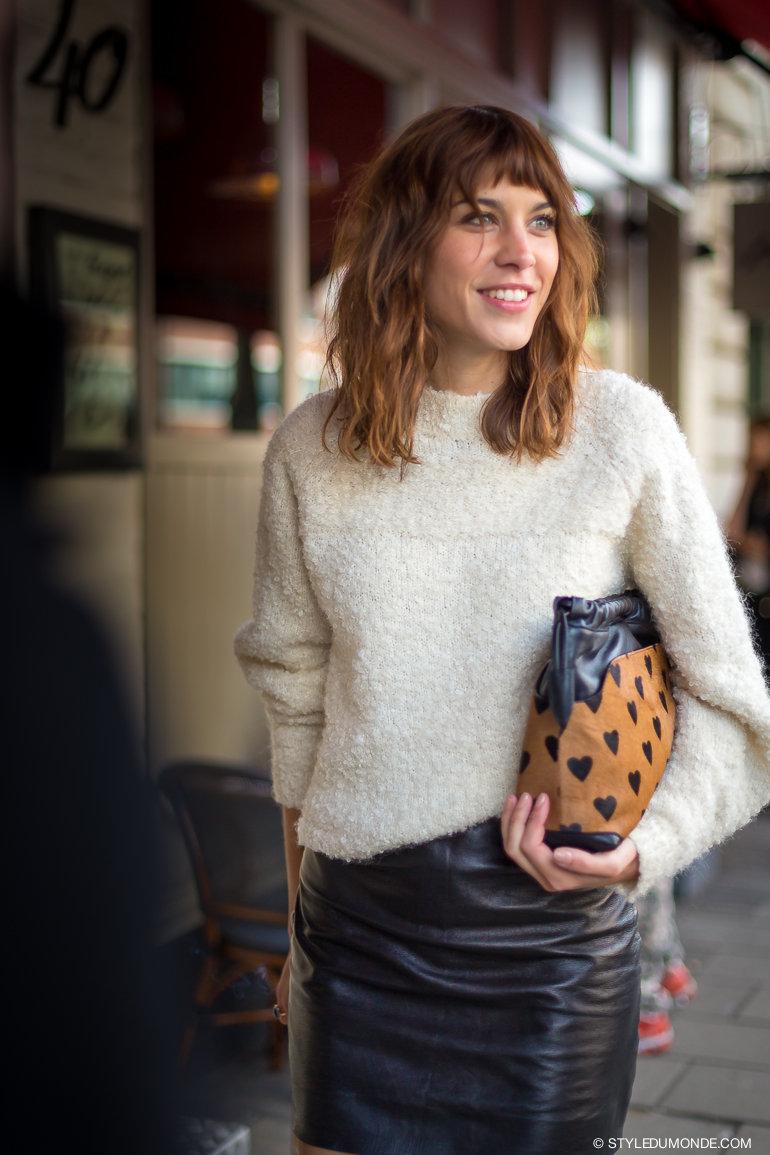 The Style of Alexa Chung