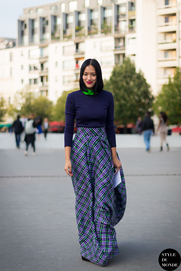 incredible fashion style long skirt 16