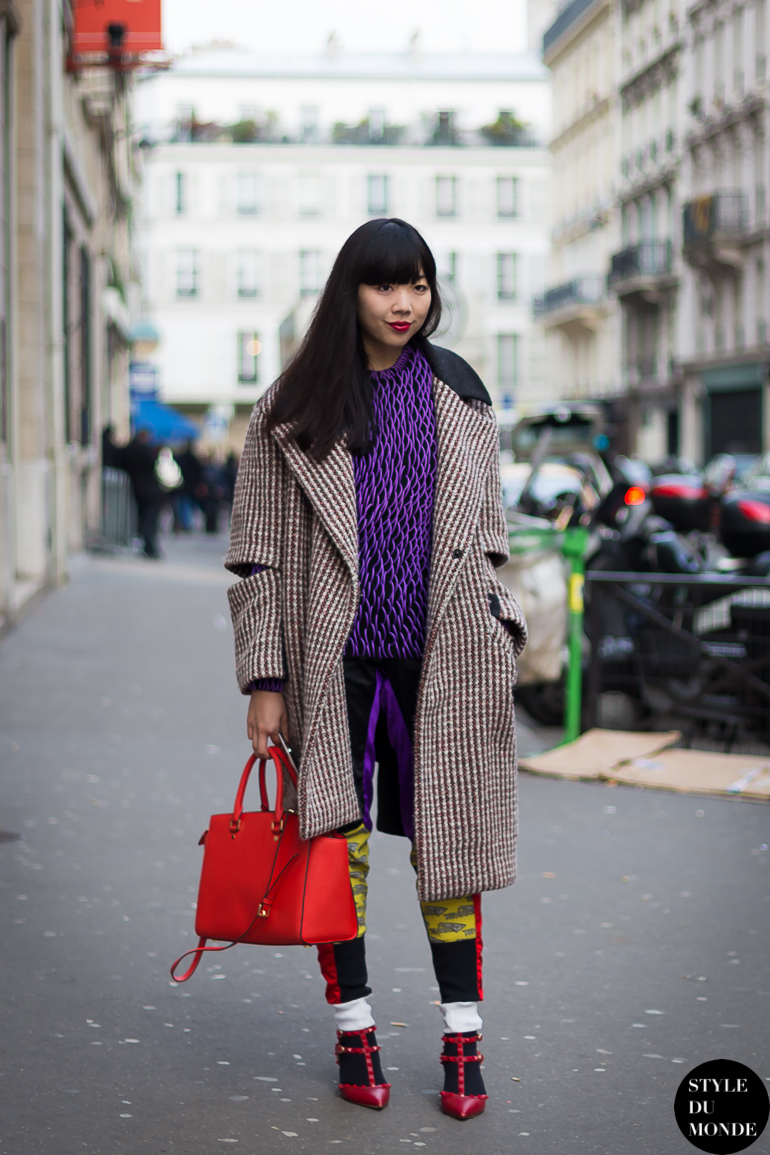 Haute Couture Ss 2014 Street Style Susie Lau Of Style
