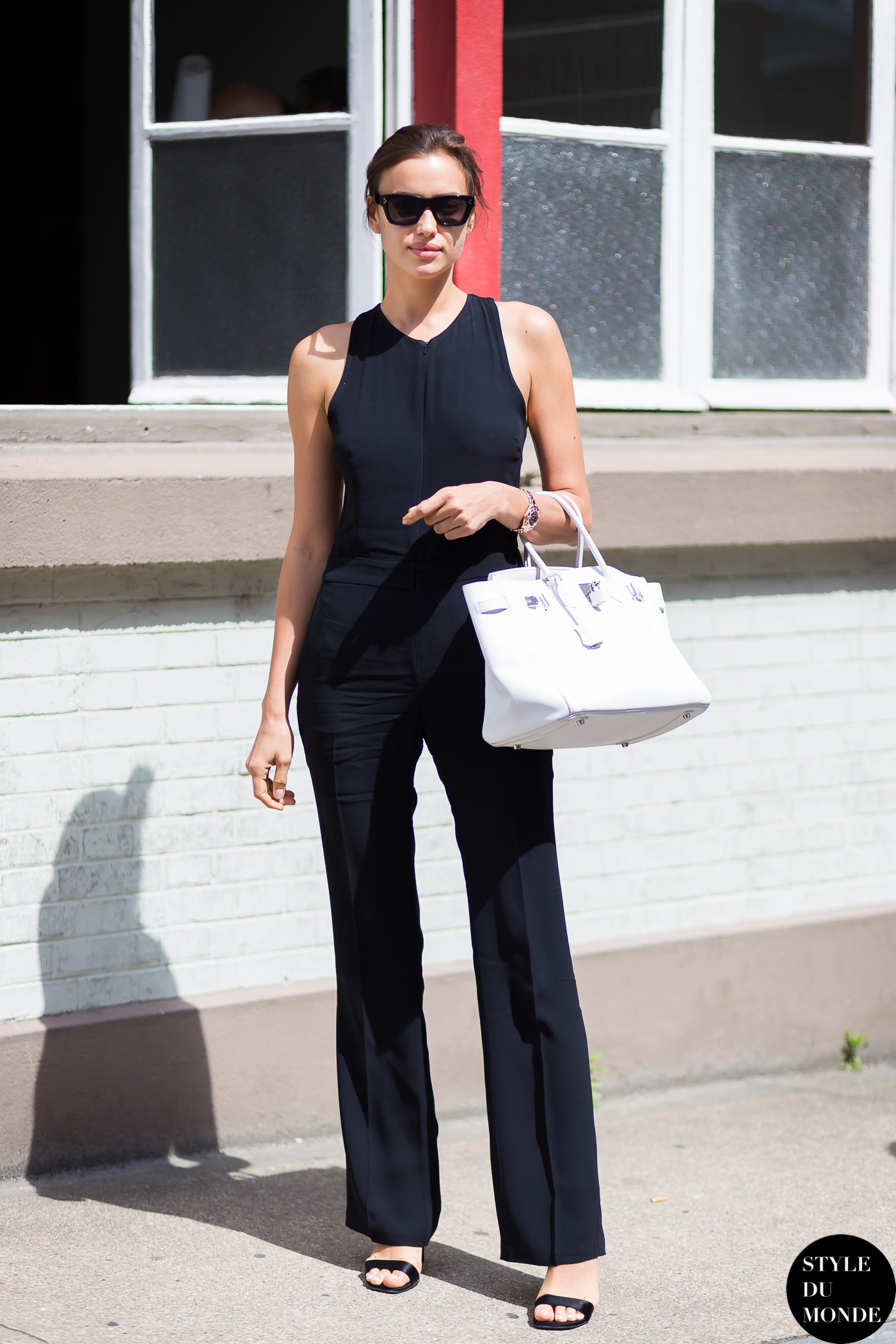 61649b7da4b Irina Shayk Street Style Street Fashion by STYLEDUMONDE Street Style  Fashion Blog