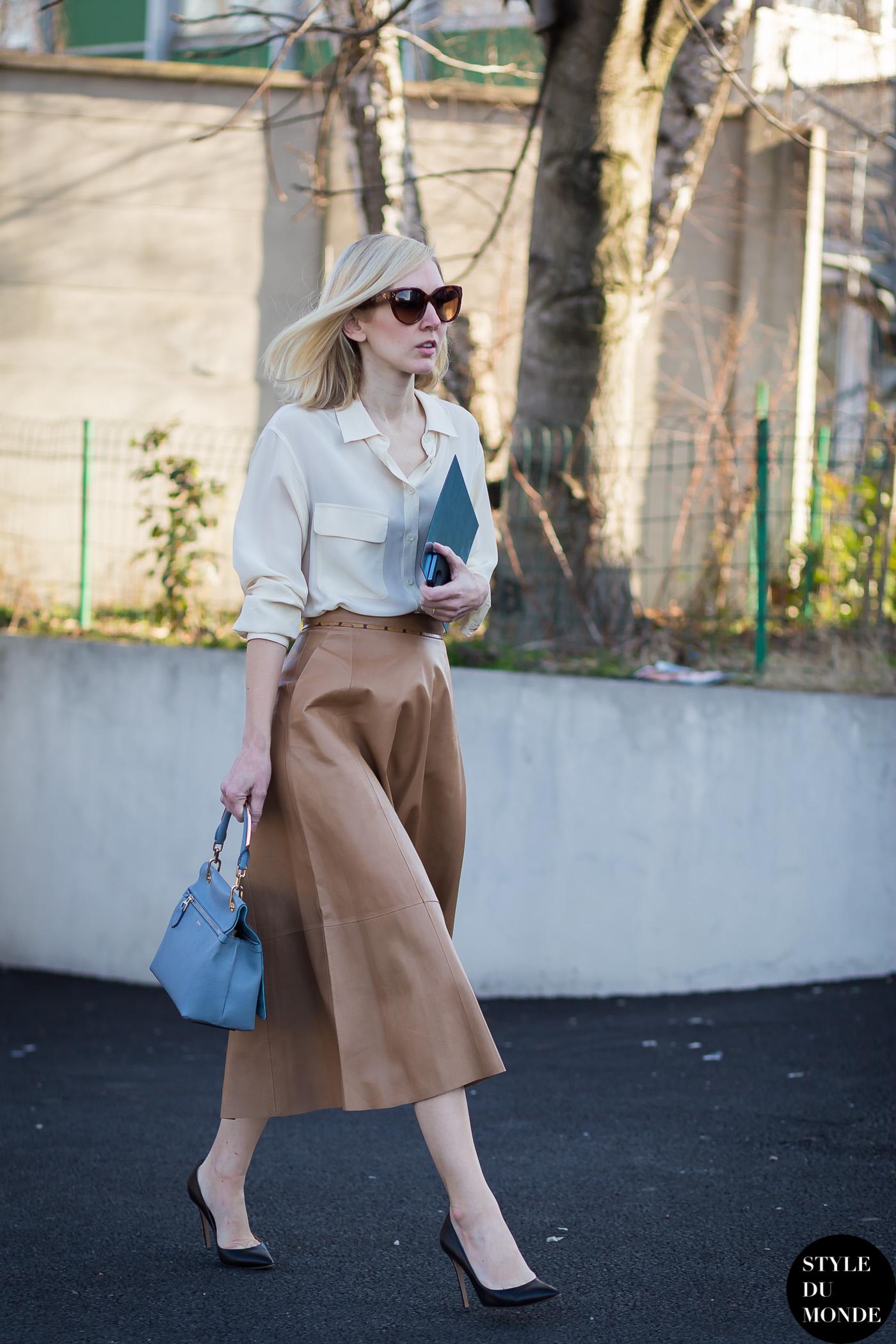 fd16d19ae4 Jane Keltner de Valle Street Style Street Fashion Streetsnaps by  STYLEDUMONDE Street Style Fashion Blog