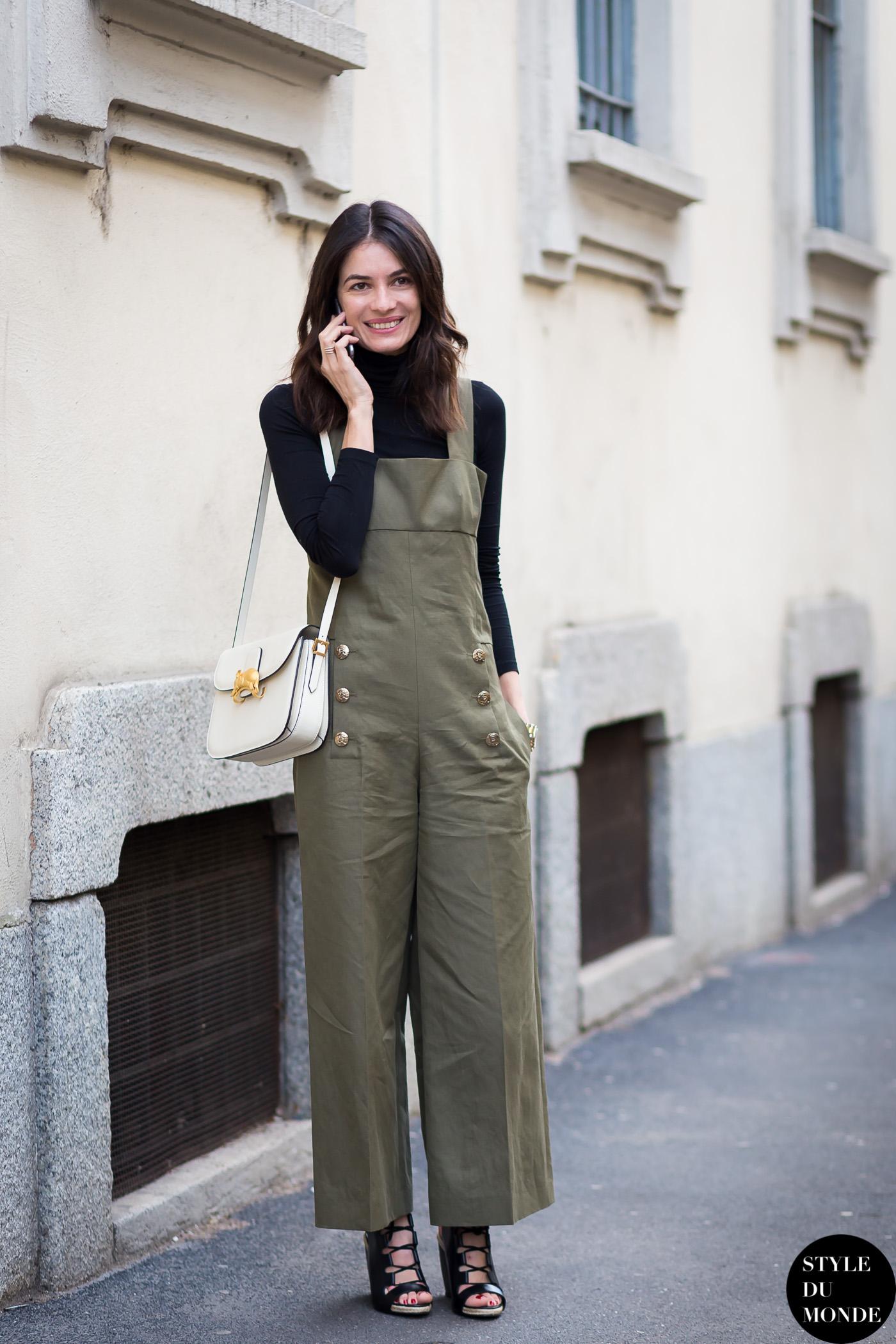 359982b5a60 Leila Yavari Street Style Street Fashion Streetsnaps by STYLEDUMONDE Street  Style Fashion Blog