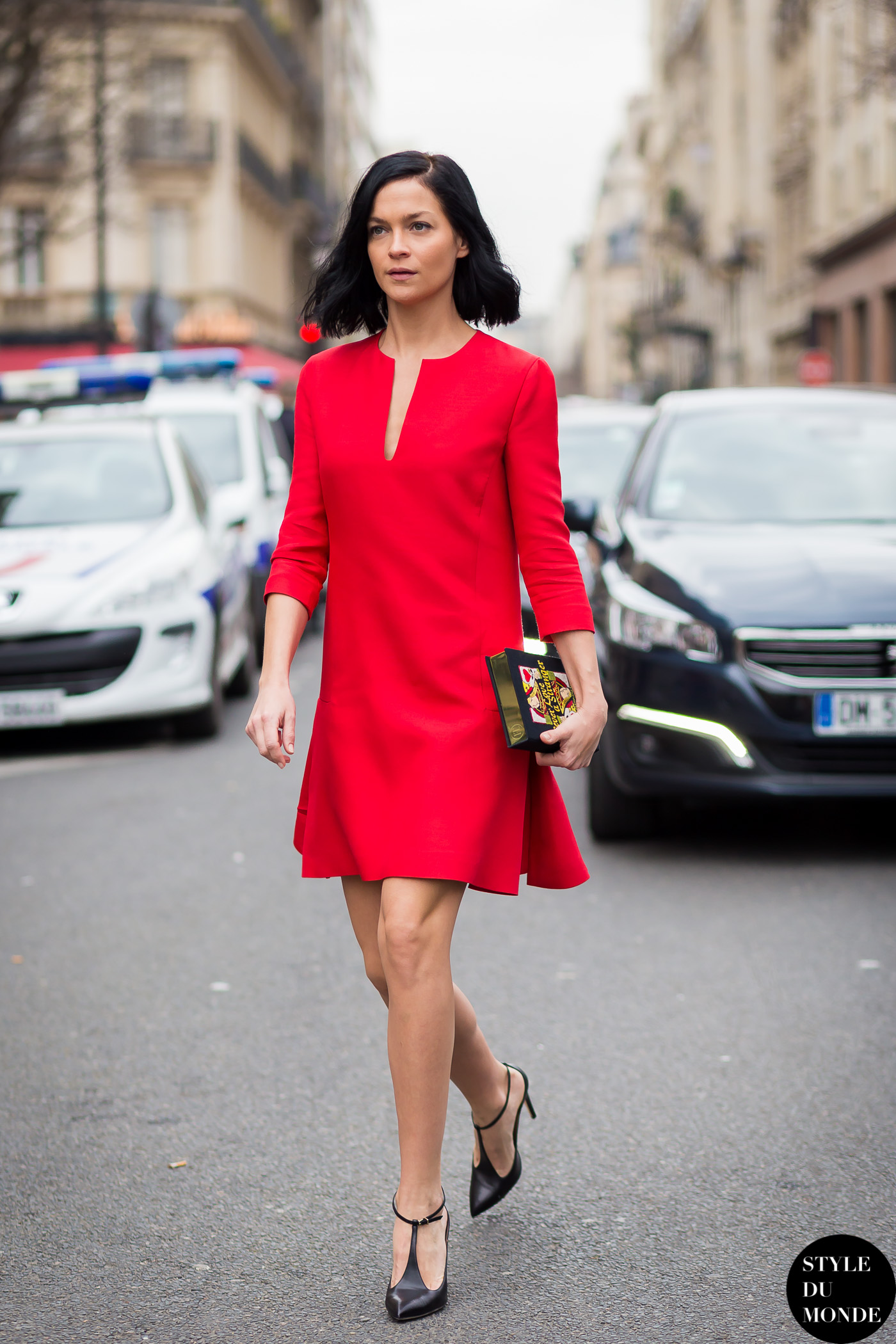Paris Fashion Week Fw 2015 Street Style Leigh Lezark Style Du Monde Street Style Street