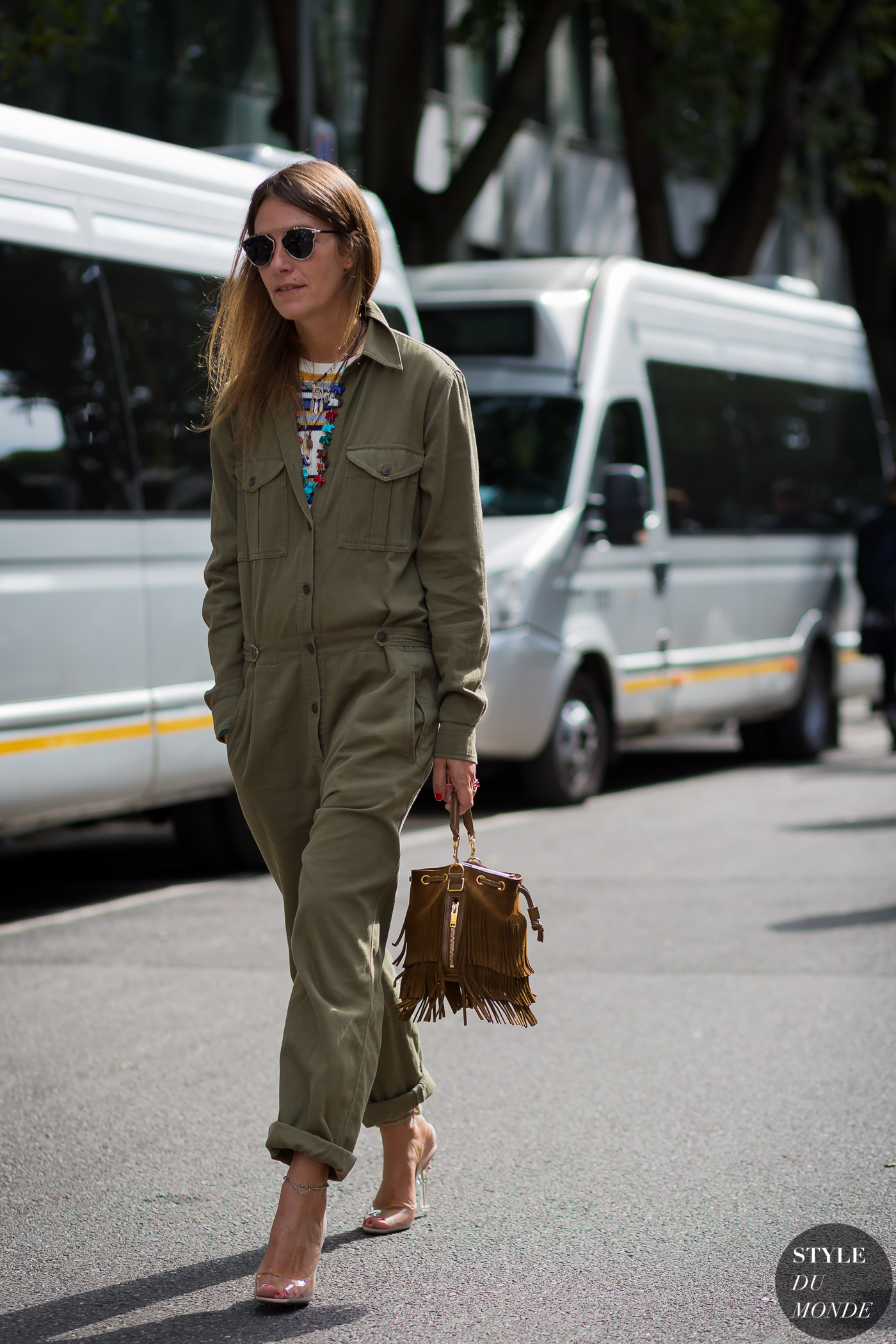 782c34ecc40 Aurora Sansone Street Style Street Fashion Streetsnaps by STYLEDUMONDE  Street Style Fashion Photography