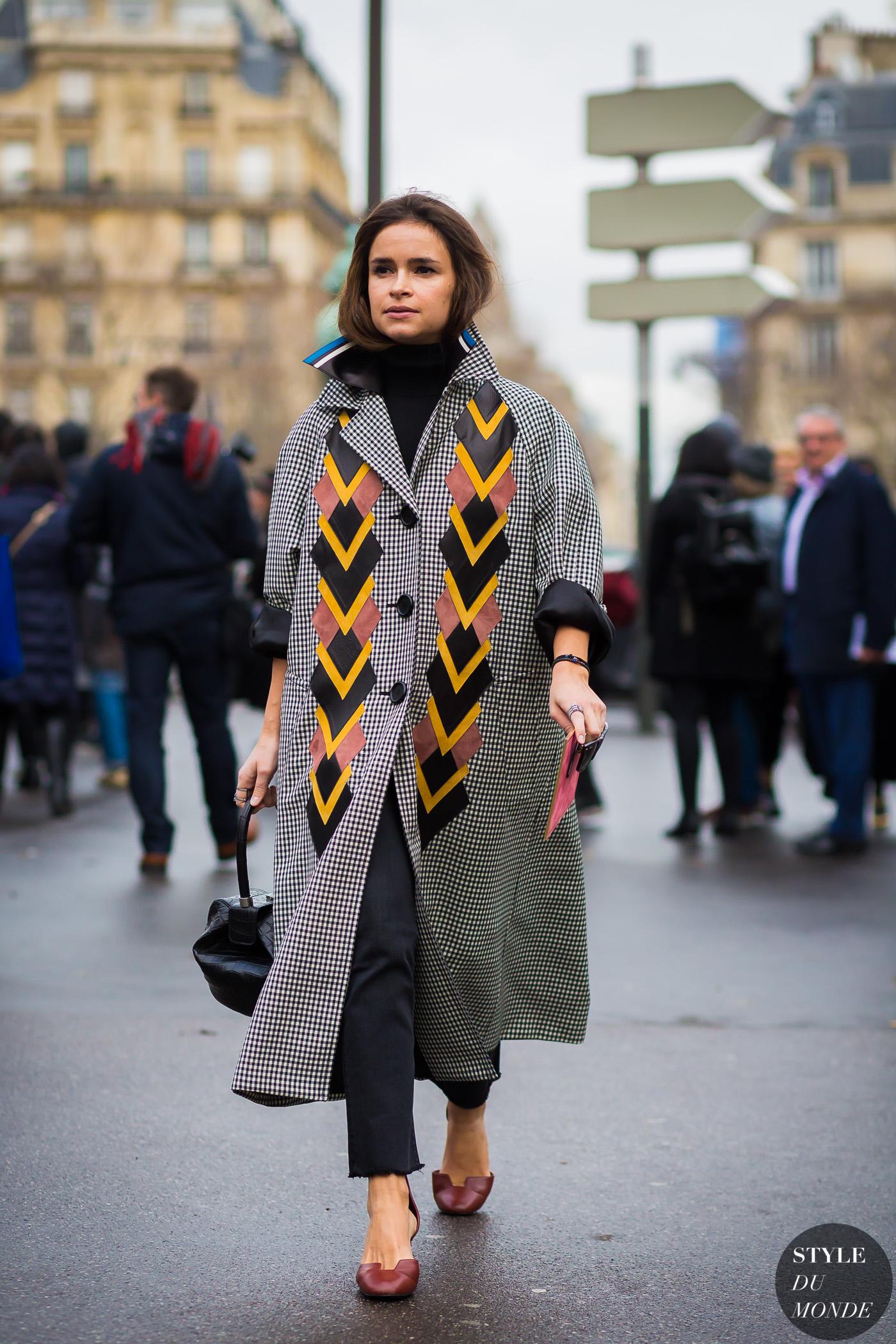 Mira Duma Style Du Monde Street Style Street Fashion Photos