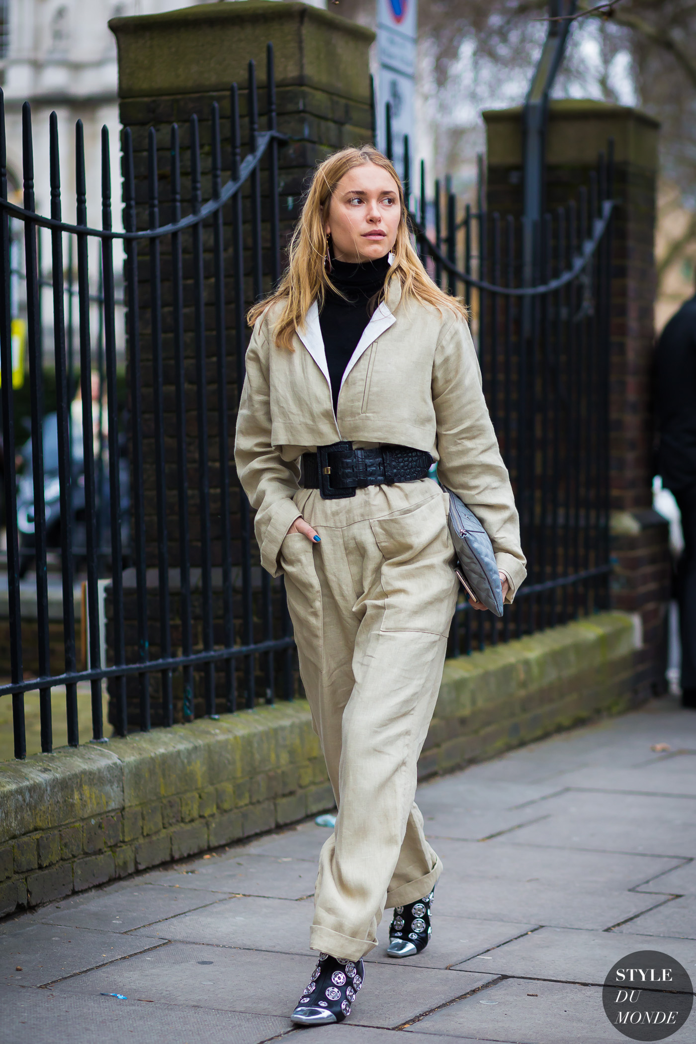 2720335f783 Pernille Teisbaek Street Style Street Fashion Streetsnaps by STYLEDUMONDE Street  Style Fashion Photography