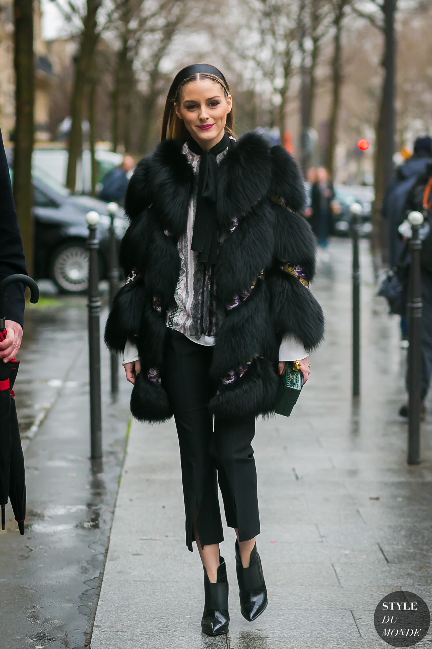 706e5e820d5 Olivia Palermo by STYLEDUMONDE Street Style Fashion Photography ...