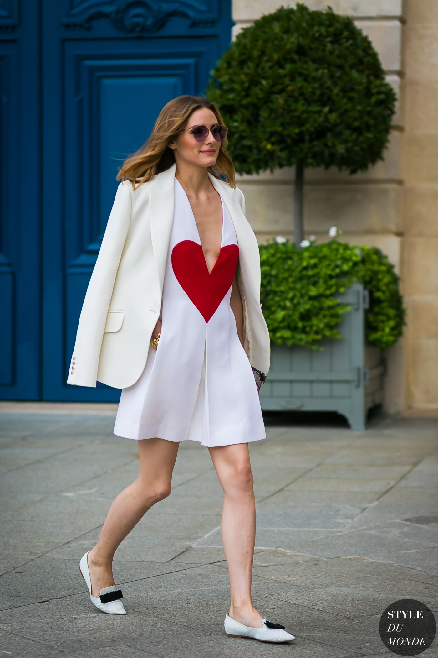 21c4003d2f71a Haute Couture Fall / Winter 2017/18 Street Style: Olivia Palermo
