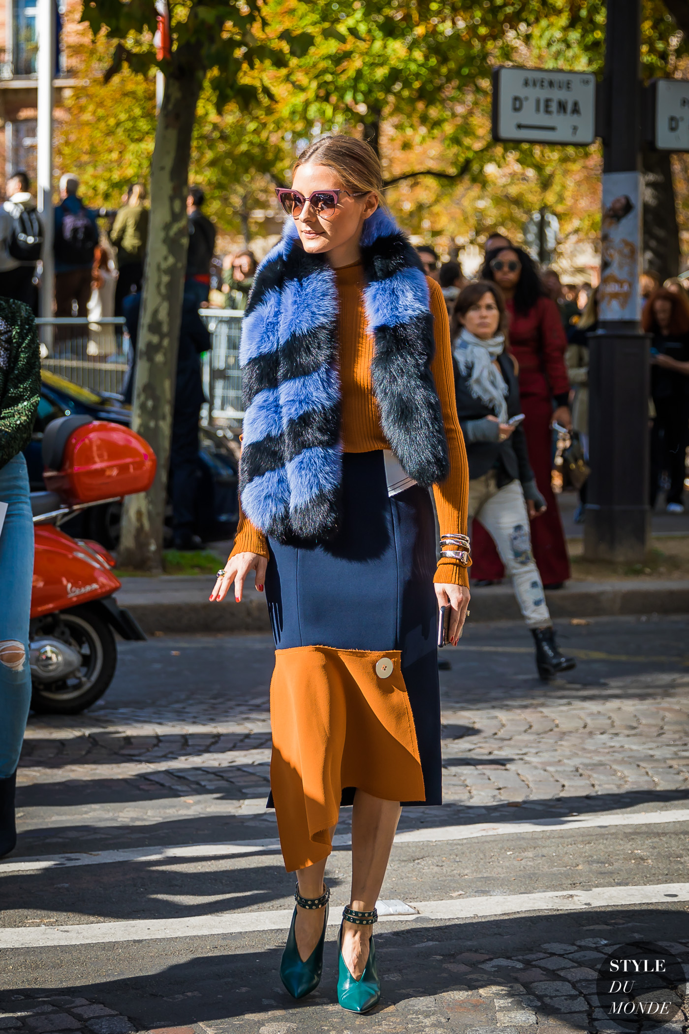 Best Fall  Paris Street Fashion