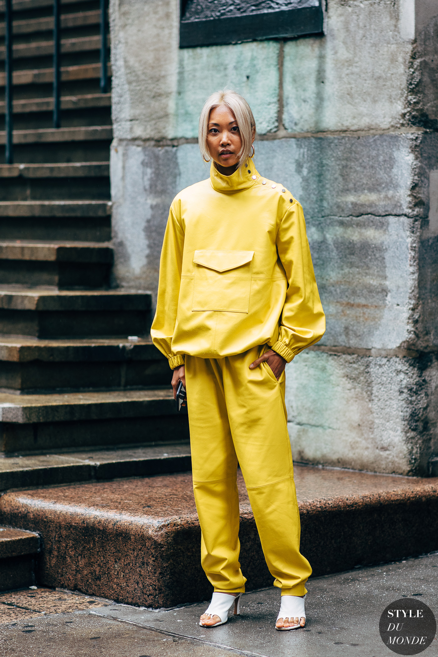 11aa28ee98 New York SS 2019 Street Style: Vanessa Hong. Vanessa Hong by STYLEDUMONDE  Street Style Fashion Photography20180909_48A9413 ...