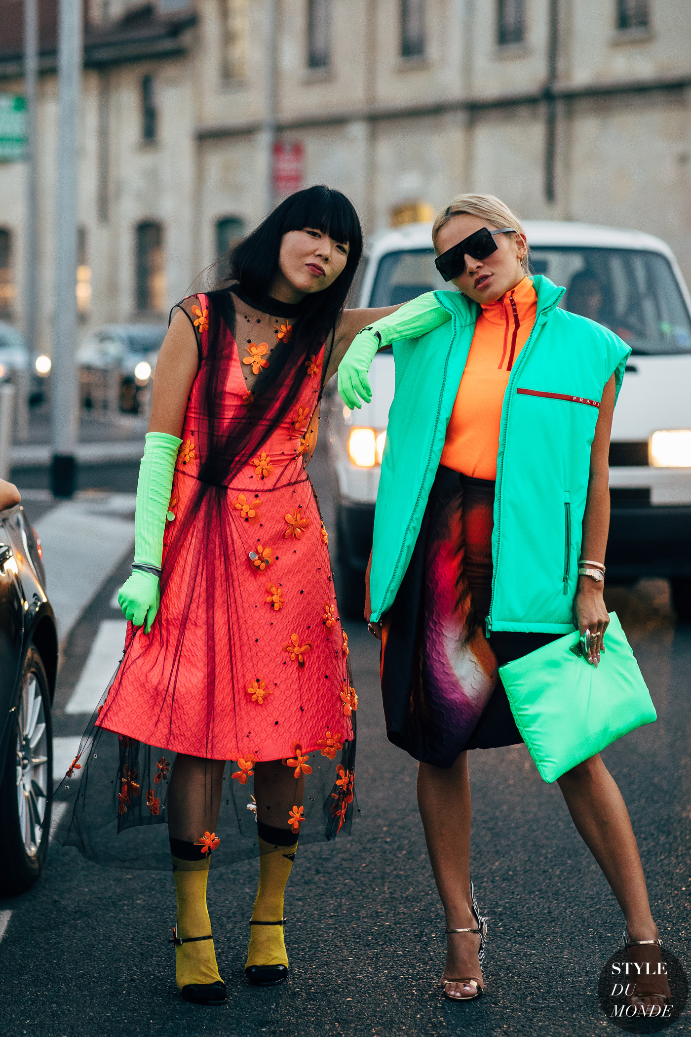 Susie Lau and Tina Leung by STYLEDUMONDE Street Style Fashion Photography20180920_48A7696